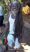 A Jamaican Rastaman