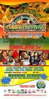 Westmoreland Curry Festival 2010 Flyer