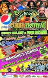 Westmoreland Curry Festival Flyer