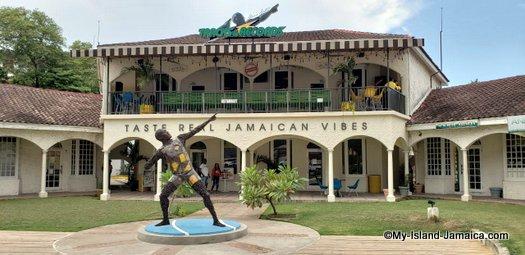 Usain Bolt Tracks & Records Mobay