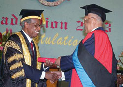 Colleges in Jamaica: UWI Graduation