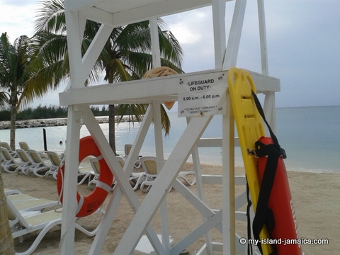 watersports at hotel riu palace jamaica