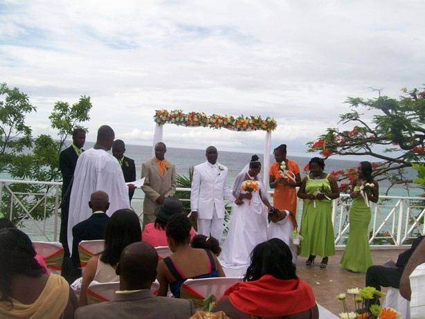 Wedding Ceremony - The Bridal Party