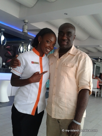 friends at riu palace jamaica