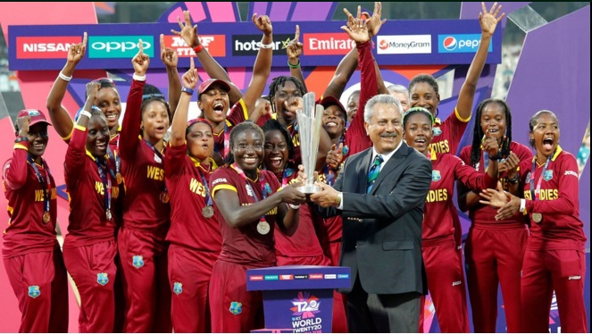 wi women's cricket team wins 2016 world cup