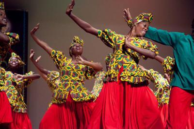 Tivoli Dance Troupe, JIS Photo