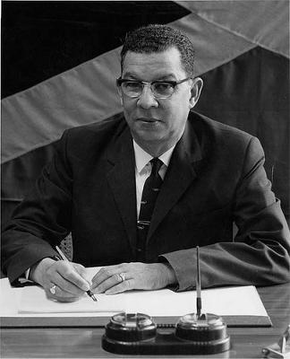 Sir Donald Sangster <br><font size=1>Picture Credit: Jamaica Information Service</font>