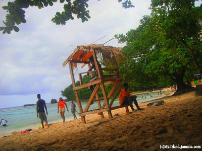 Winnifred Beach, Portland, Jamaica