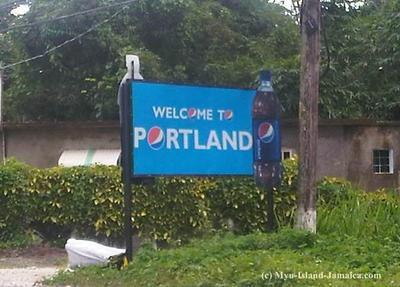 Portland Jamaica