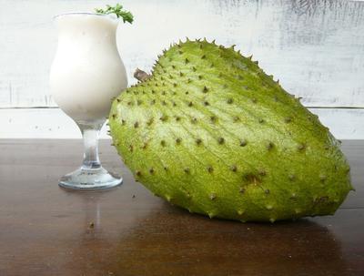 Jamaican Soursop Juice
