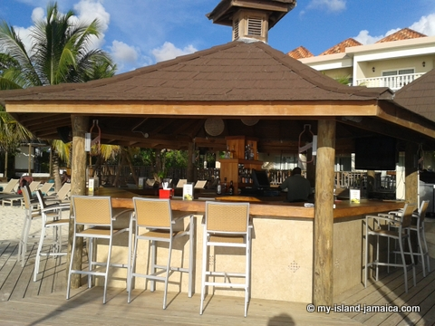 Bars At Sandy Haven Resort