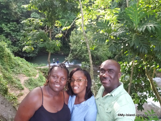 benta_falls_jamaica_keisha_wellesley_sheree