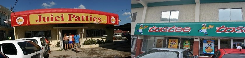 Jamaican Patty Stores