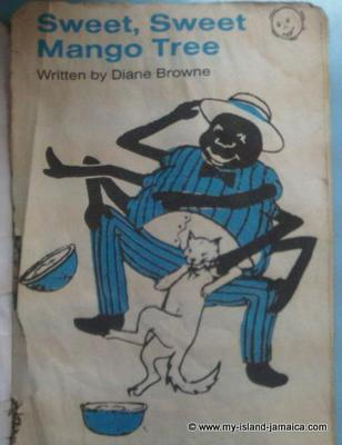 Brother Anansi (Brer Anancy Jamaican Tales)