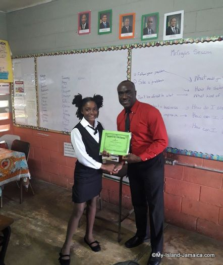 careers_day_at_jamaican_primary_school_springfield_all_age_accepting_certificate_2018_wellesley