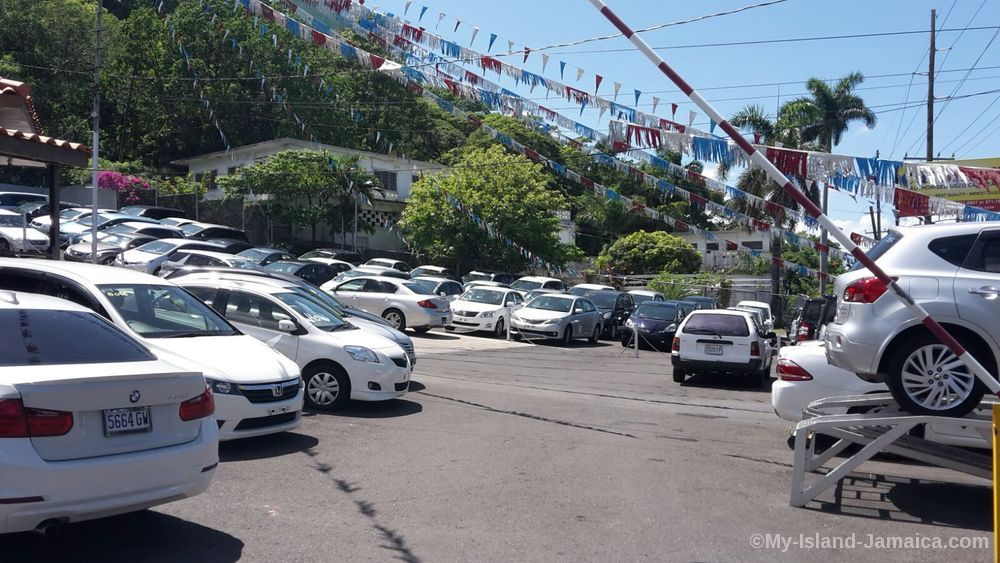 Cars For Sale In Jamaica