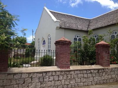 Church in Port Royal Town
