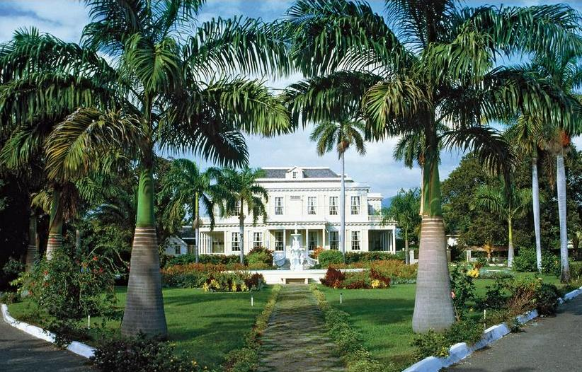 Devon House Jamaica - Historic Landmark