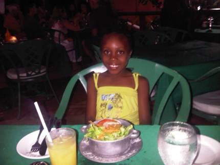 karena gayle at fdr resort jamaica