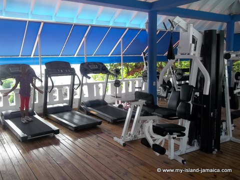 fdr resort jamaica gym facilities