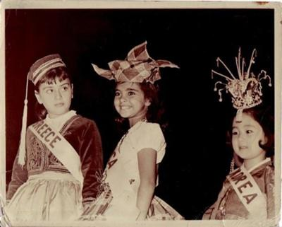 First Ever Little Miss Jamaica
