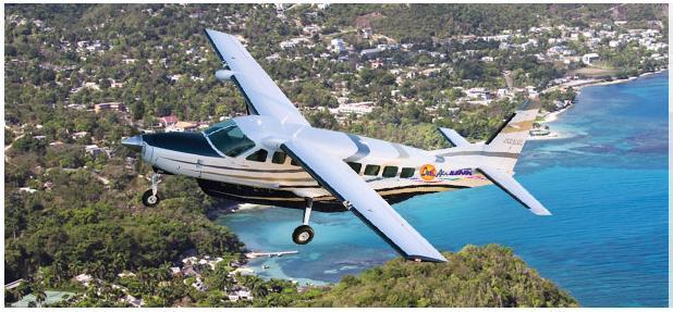 flights to negril jamaica