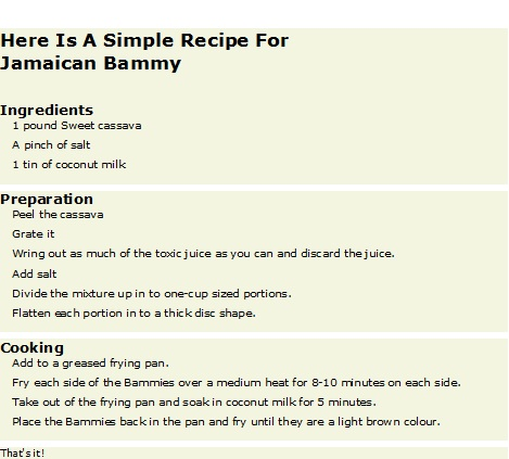 free_jamaican_recipes_traditional_bammy