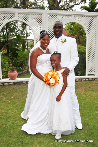 jamaican nuclear family - marriage in jamaica -
