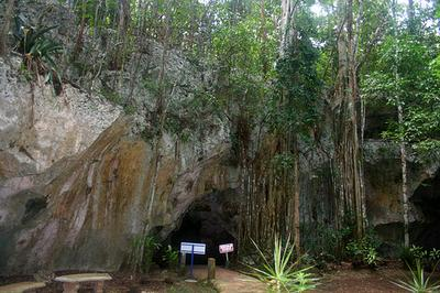 jamaican caves