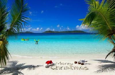 Happy Holidays From Jamaica