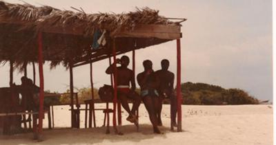 Helshire Beach 1983
