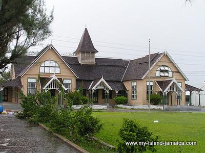 Mannings School In Westmoreland Jamaica