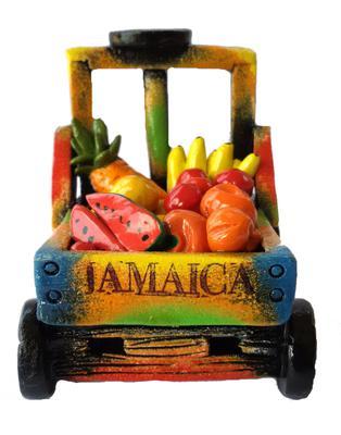 Jamaican Fruit Handcart