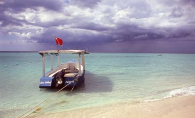 <b><font color=red>Photo Contest Entry #11</font></b><br>Jamaica Boat Scene