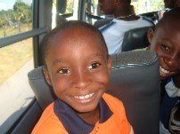 My Nephew in the Bus
