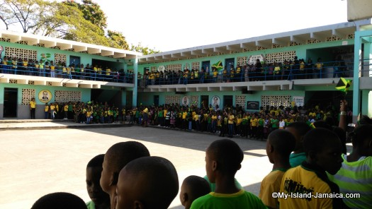 Jamaica Day at Howard Cooke Primary