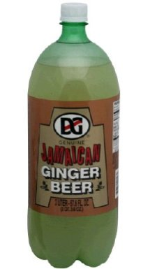 Jamaican Ginger Beer - Big Bottle