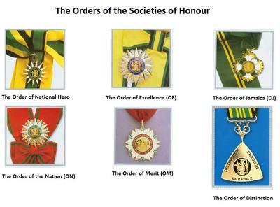 Jamaica National Awards