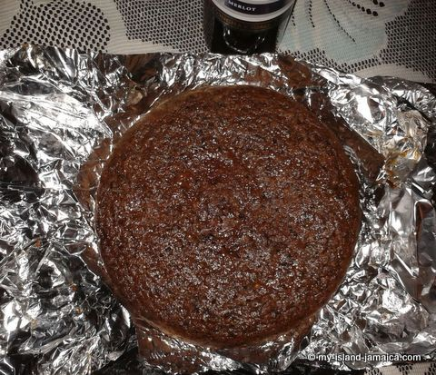jamaican christmas black cake