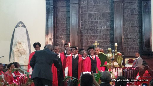 jamaican christmas traditions - the coral- service | The University Chorale