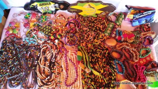jamaican_craft_market_beads_and_shells
