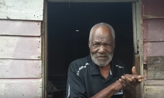 Jamaican sayings and proverbs - old man
