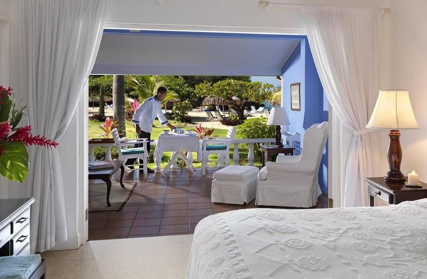 Jamaica Inn Resort - Bedrooms
