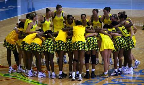 jamaican netball
