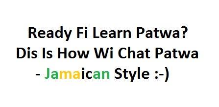 jamaican_patwa