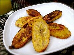 jamaican fried plaintains