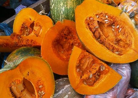 jamaican pumpkins