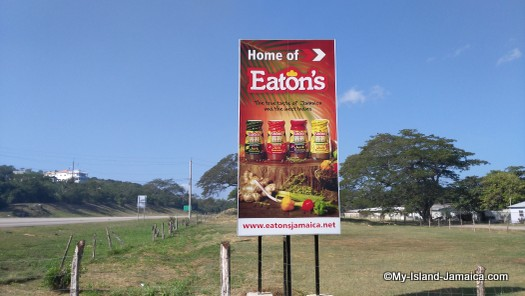Eatons Jamaican Sauces Best Producer