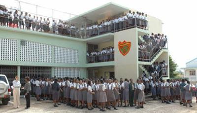 Jamaican School - Montego Bay High