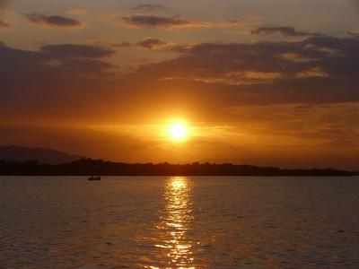 Photo Of Kingston Harbour, Jamaica